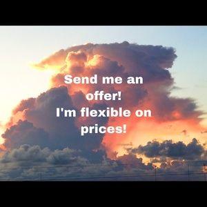 Other - Create a bundle! Send an offer!